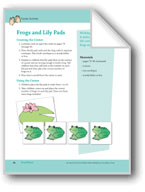 Pond Plants: Center Activity