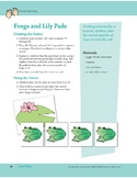 Pond Plants: Center Activity
