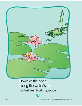 Pond Plants: Circle-Time Book