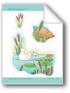 Pond Plants: Storyboard Pieces