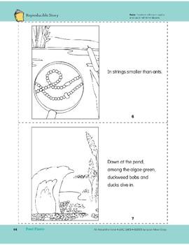 Pond Plants: Take-Home Book