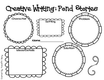 Pond Research and Creative Writing