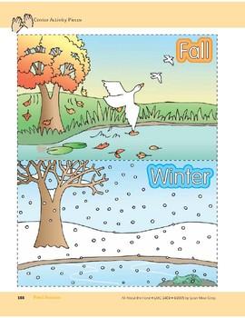 Pond Seasons: Center Activity