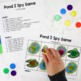 Pond Theme Printable Math & Literacy Activities Pre-K, Preschool, Kindergarten