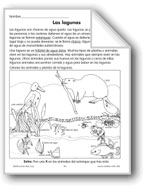 Ponds/Las Lagunas