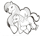 Pony Coloring Package 2