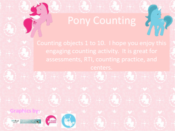 Pony Counting