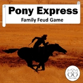 Pony Express Family Feud Game