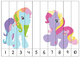 Pony Number Puzzles