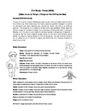 Ponyo Film Study Handout