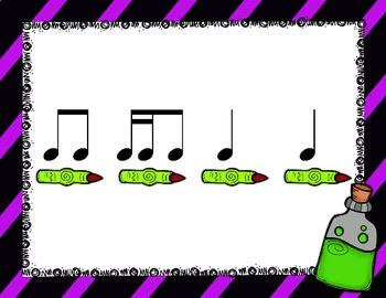 Poof! A Rhythm Game to Review Tika-Ti