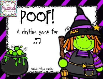 Poof! A Rhythm Game to Review Tika-Ti