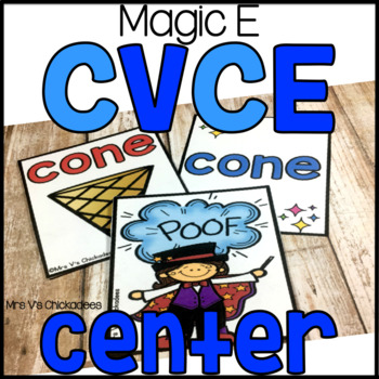 Magic E: CVCE Hands On Center Game