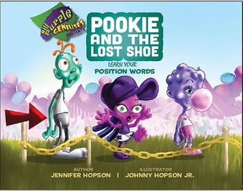 Pookie and the Lost Shoe - CCSS, State Standard, & Globally Aligned!