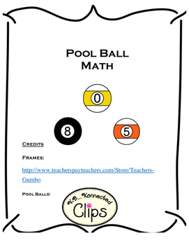 Pool Ball Math