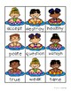 Pool Kids and Popsicles / Summertime: Antonyms Match Center (Harder)