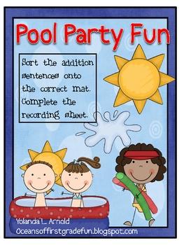 Pool Party Fun