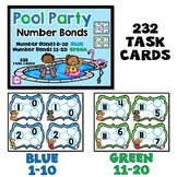 Pool Party Number Bonds
