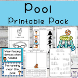Pool Printable Pack {Water Safety Posters Included}