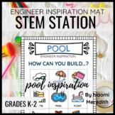 Pool STEM Activity | Engineer Inspiration | Printable & Digital