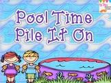 Pool Time Pile It On... Math fun for older kids