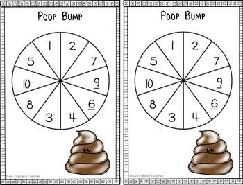 Poop Emoji Addition Bump Game Bundle