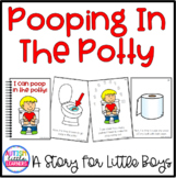Pooping In The Potty Story for Boys