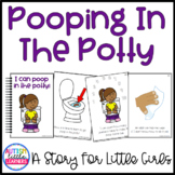 Pooping In The Potty Story for Girls