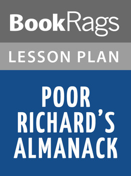 Poor Richard's Almanack Lesson Plans