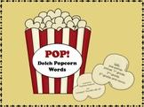 Pop! A Fun Dolch Popcorn Game
