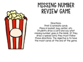 Pop! A Missing Number Game