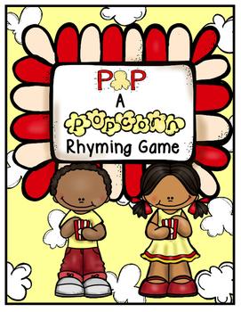 Pop!  A Popcorn Rhyming Game