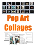 Pop Art Collages, Social Issue Art Project