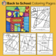 Coloring Pages (K-2) for ALL YEAR | Great for Back to School, Fall & More!