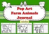 Farm Animals Journal, Pop Art Project