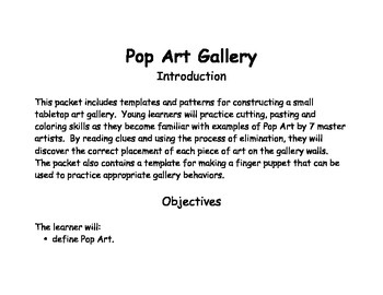 Pop Art Gallery