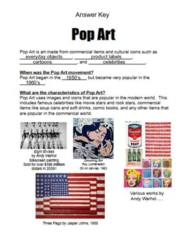 Pop Art Mini Lesson