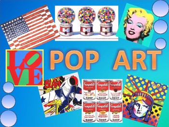 Pop Art Movement & Warhol Powerpoint
