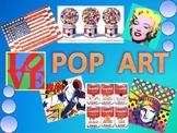 Pop Art Movement & Warhol Powerpoint