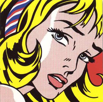 Pop Art Portraits (Roy Lichtenstein)