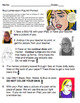 Pop Art Portraits after Lichtenstein. Complete student directions, rubric & more