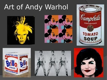 Pop Art Power Point
