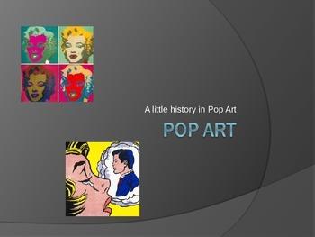 Pop Art Power Point