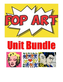 Pop Art Unit Bundle