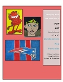 Art Lessons: Pop Art Unit and Activities