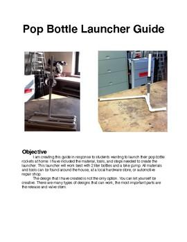 STEM Pop Bottle Rocket Launcher