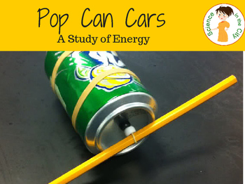 Potential and Kinetic Energy STEM Activity