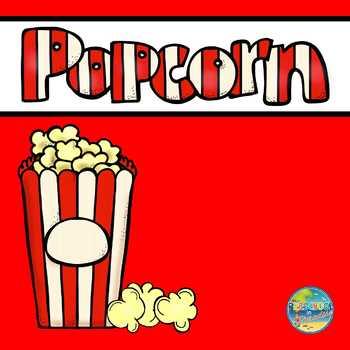 Popcorn Counting Fun