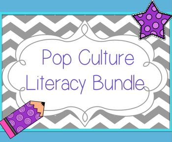 Pop Culture Literacy Bundle