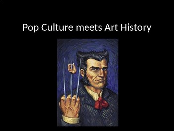 Pop Culture Meets Art History